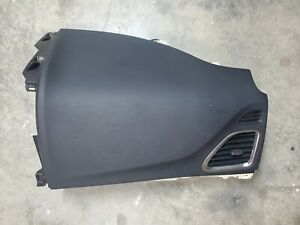 2011 2014 Dodge Avenger Passengers Dash Panel oem Black W Bag