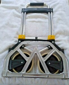 Safco Stow away Collapsible Hand Cart dolly