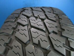 Used Nitto A T Terra Grappler G2 275 55 20 11 12 32 High Tread 1157f