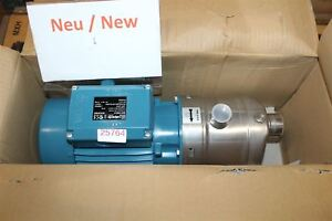Calpeda Mxh 404e s Centrifugal Pump Water Pump Stainless Steel Pump