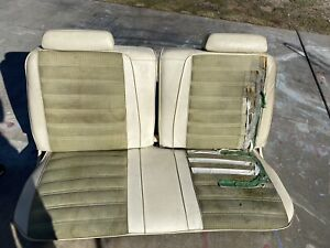 1971 1972 Plymouth Satellite Dodge Charger 2 Door Bench Seat