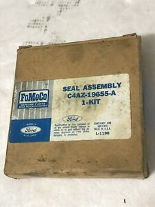 Nos Ford Fomoco Seal Kit C4az 19655 a W