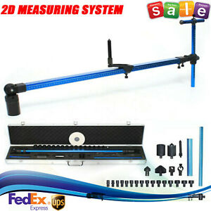 2d Measuring System Auto Body Frame Machine Tram Gauge Perfect Solution Us Ship