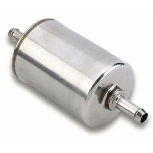 Holley 562 1 Fuel Filter Tbi Filter For Pro jection Systems Metal