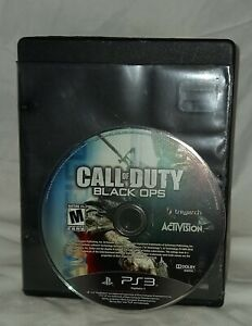 Call of Duty: Black Ops For PS3 by Activision**DISC ONLY** $3.99