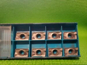 Ingersoll Carbide Milling Inserts Apkt160408r In40p 5800685 Qty 8