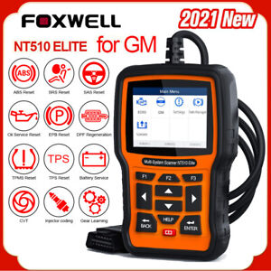 Obd2 Code Reader Full System Bi directional Abs Diagnostic Scanner Tool For Gm