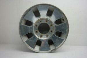 2008 10 Ford F250sd Pickup Wheel 18x8 Srw 8 Slots Aluminum