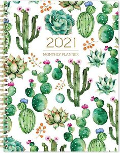 2021 Planner Monthly Weekly Daily Schedule Organizer Appointment Book 9 X 11
