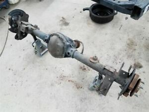 Jeep Jk Wrangler Rubicon Rear Axle Dana 44 Lhd 4 10 Ratio Tru Lok 2007 17 34208