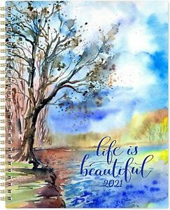 2021 Weekly monthly Planner Daily Appointment Book Agenda Organizer 7 9 X 9 8