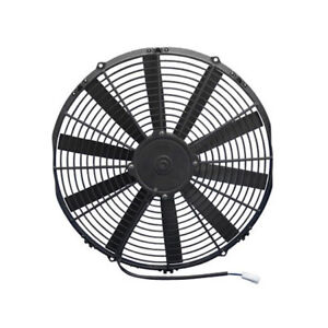Spal 30100400 Dual Electric Cooling Fan Straight Blade 16 Inch