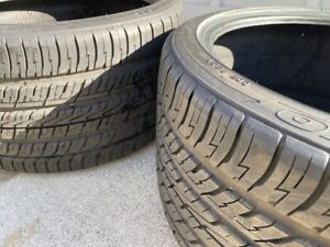 Two New Toyo Proxes4plus 295 30r19 100y