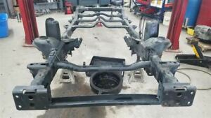 Jeep Jk Wrangler Oem 4 Door Frame Lhd Clean And Straight 2007 2010 34209