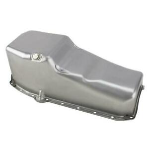1957 79 Stock Raw Steel Small Block Chevy Oil Pan