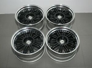 Jdm Rare 19 Inch Ssr Professor Vf1 9 10 5j 5x114 3 Rims Wheels Vs Kf Koenig