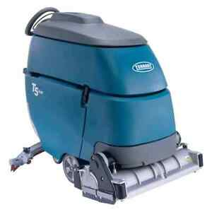 Tennant T5 Walk Behind Cylindrical Scrubber 2015 Model onsite Repair Warranty