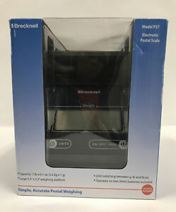 Salter Brecknell Ps 7 Digital Postal Scale Gray ps7