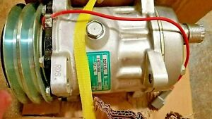New Sanden Ac Compressor Sd7h15 12v Air Conditioning S8227