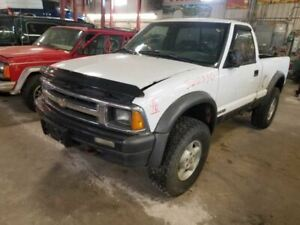 Manual Transmission 4x4 Zr2 4 3l Fits 96 97 Blazer S10 jimmy S15 720020