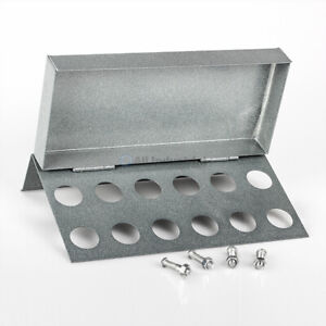 R8 Collet Rack With 12 Slots For Bridgeport High Precision
