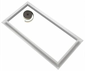 Velux Skylight Accessory Tray For Installation Of Blinds In Fcm 2246 Zzz 199