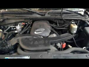 Motor Engine 5 3l Vin T 8th Digit Fits 02 Avalanche 1500 4115561