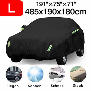 420d Full Suv Car Cover Waterproof Rain Dust Protection For Jeep Grand Cherokee