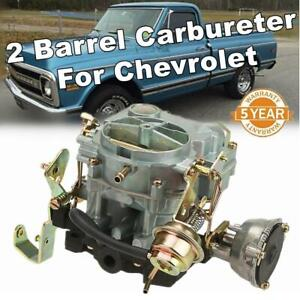 Carburetor Rochester Style 2gc 2barrel For Chevy Engines 305 350 5 7l 400 6 6l
