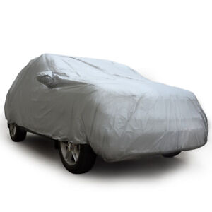 Xxl Large Waterproof Full Suv Car Cover Rain Dust All Weather Protector Outdoor
