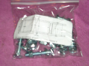 Model A Ford Truck Cab To Frame Bolts 30 31