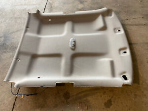 Ford F 150 Truck 2004 2008 Grey Cloth Headliner Extended Cab Super Cab 251e