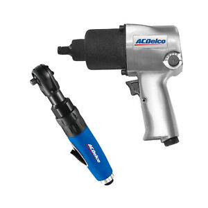 Acdelco 3 8 1 2 Impact Ratchet Wrench Ani405a Nk1