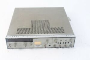 Hp 5328a 500mhz Universal Frequency Counter With Option 031