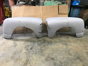 1954 1955 1st Series Chevrolet Truck Front Fenders Ad Pickup 3100 1954 1955