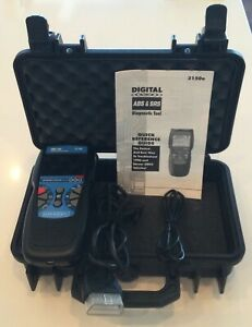 Innova 3150e Obd2 Scanner Car Code Reader With Abs Srs Pelican Case Incl