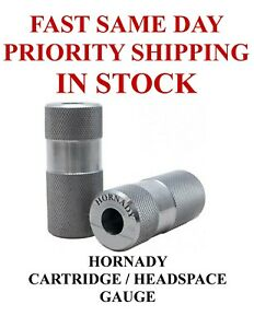 Hornady Headspace Cartridge Check Gauge FAST SAME DAY SHIPPING $28.99