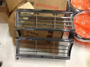 1967 Ford Galaxie Grille End Nos