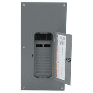200 Amp 20 space 40 circuit Indoor Main Breaker Panel Box With Cover Electrical