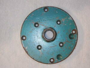 Vintage Powermatic 6 Wood Lathe Faceplate Fits Model 45 And More