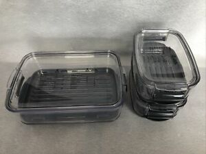 Prepworks by Progressive ProKeeper Produce Storage Container Lot Snap Lid EUC $34.00