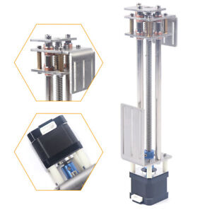 150mm Diy 3 Axis Cnc Z Axis Slide Linear Motion 4 wire Stepper Motor a4988 Sale