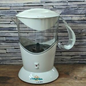 Mr Coffee Cocomotion Hot Chocolate Maker Hc4 Electric White 4 Cup Cocoa Machine