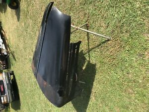 Antique Vintage Chevy Truck Butterfly Hood Fold Up Hood 1930s