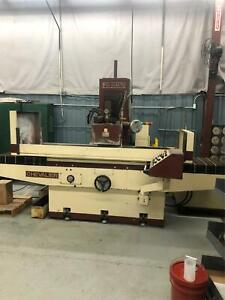 Chevalier Fsg 2040tc 20 X 40 Automatic 3 Axis Surface Grinder