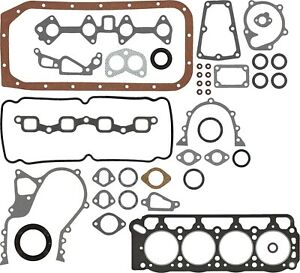 Engine Full Gasket Set Victor Reinz 01 52186 02 Fits 80 82 Toyota Corolla