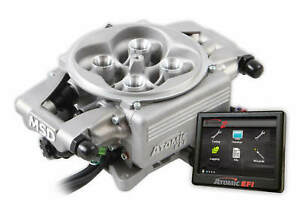 Msd 2910 2 Atomic Efi 2 Tbi With 865 Cfm And Supporting Up To 650 Hp