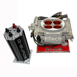 Fitech Go Efi Fuel Injection System Kit W g surge Tank 400 Hp