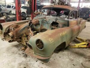 1950 Buick Right Front Door 2 Door Fastback 734938