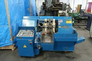 Doall C4100a 14 X 16 Automatic High Production Horizontal Band Saw